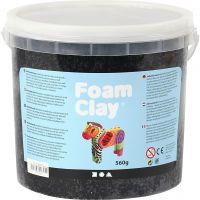 Foam Clay®, negro, 560 gr/ 1 cubo