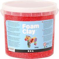 Foam Clay®, rojo, 560 gr/ 1 cubo