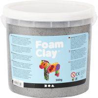 Foam Clay®, Metálica, plata, 560 gr/ 1 cubo