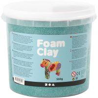 Foam Clay®, verde oscuro, 560 gr/ 1 cubo