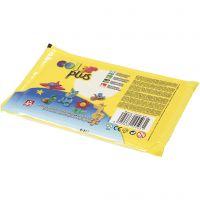 Arcilla de autoendurecimiento, blanco, 500 gr/ 1 paquete
