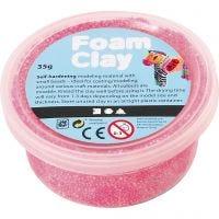 Foam Clay®, rosa neón, 35 gr/ 1 bote