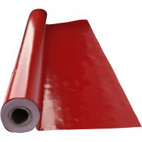 Mantel de cera, medidas 140 cm, rojo, 1 ml