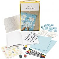 Kit de papel DIY, 1 set