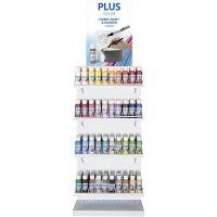Surtido Pintura para manualidades Plus Color, 240 botella/ 1 paquete