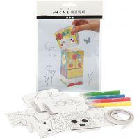 Mini Kit Creativo, Princesas, 1 set