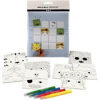 Mini Kit Creativo, Memoria, 1 set