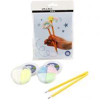 Mini Kit Creativo, lápices, 1 set