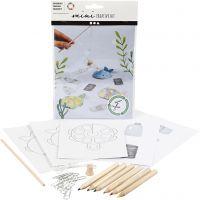 Minikit creativo, Juego de pesca, 1 set