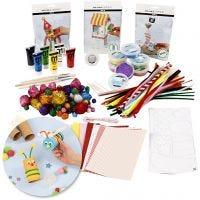 Kits - Creatividad con reciclaje, 1 set