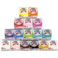 Pasta de modelar FIMO® Kids , 32x42 gr/ 1 paquete