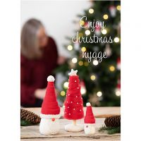 Póster, Navidad tradicional, medidas 21x30+29,7x42+50x70 cm, 4 ud/ 1 paquete
