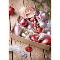 Póster, Navidad mágica, 4 ud/ 1 paquete