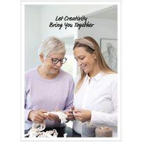 Póster, Tiempo de calidad creativa para usted., 50x70, 29,7x42, 21x30 cm, 4 ud/ 1 paquete