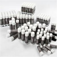 Pegamento de barra blanco, 144 ud/ 1 paquete