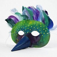 A Mask for the King of the Birds