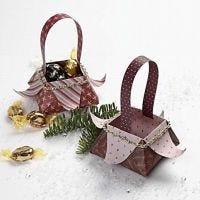 A Vivi Gade Christmas Basket