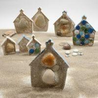 Casas esculpidas