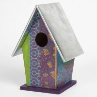 A Decorative Bird Box