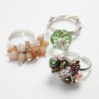 Escuela de joyería: anillos