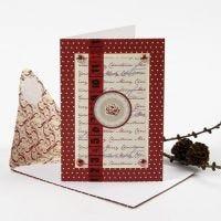 Postales de Navidad con decoraciones Vivi Gade