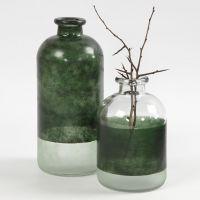 Botellas de cristal decoradas con Glass Color