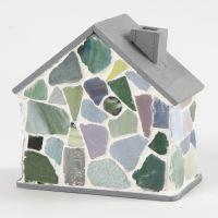 Mosaicos con relleno