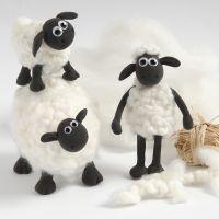 Make your own Shaun the Sheep